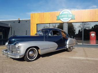 Cadillac 62 Club Coupe