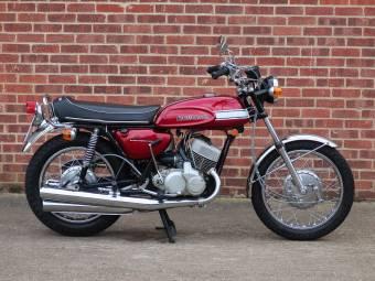 Kawasaki H1 500 Mach Iii Classic Motorcycles For Sale