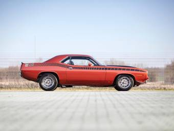 Plymouth Barracuda Cuda 340