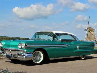 Oldsmobile Series 88 Holiday Hardtop