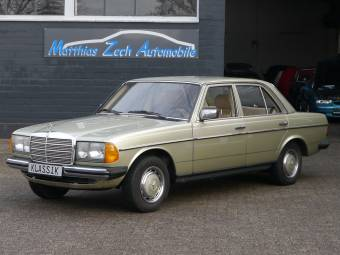 Mercedes-Benz 123 Classic Cars for Sale - Classic Trader