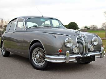jaguar mk ii classic cars for sale - classic trader