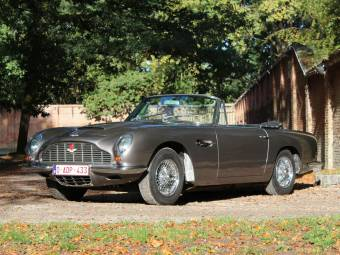 Aston Martin DB Classic Cars For Sale Classic Trader - Aston martin db6 for sale