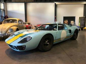 Ford Gt40 Classic Cars For Sale Classic Trader