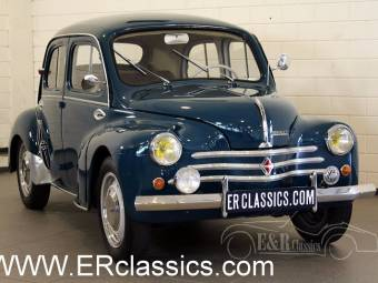 renault 4 cv als oldtimer kaufen classic trader. Black Bedroom Furniture Sets. Home Design Ideas