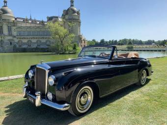 Bentley S 1 Continental Drophead Coupé