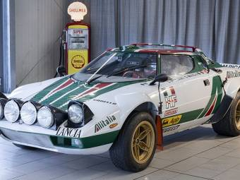 Lancia Stratos HF Rallye (Group 4)