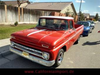 Chevrolet C10 Fleetside Longbed