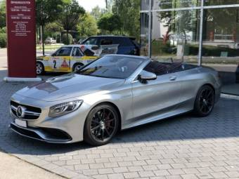 Mercedes-Benz S 63 AMG 4MATIC