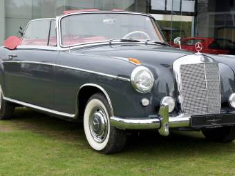 f8c285e04f Mercedes-Benz Ponton Classic Cars for Sale - Classic Trader