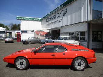 BMW M Classic Cars For Sale Classic Trader - 1981 bmw m1 for sale