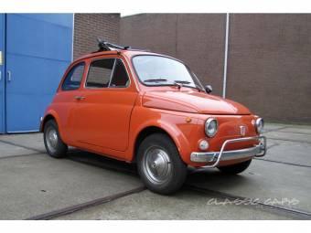 Fiat 500 Oldtimer Kaufen Classic Trader