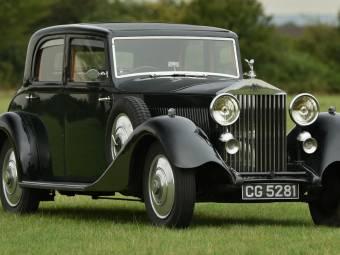 rolls royce 20 25 hp oldtimer kaufen classic trader. Black Bedroom Furniture Sets. Home Design Ideas