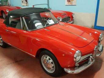 Alfa Romeo Giulietta Convertible Classic Cars For Sale Classic Trader - Alfa romeo convertible for sale