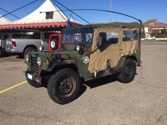 Ford M 151 A2 (Mutt)