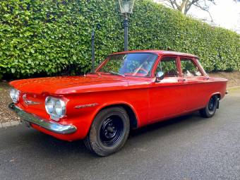 Chevrolet Corvair Classic Cars For Sale Classic Trader
