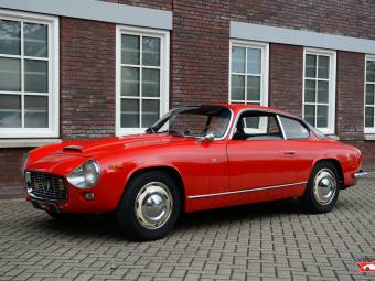Lancia Flaminia SuperSport Zagato