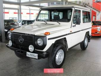 Mercedes-Benz 200 GE