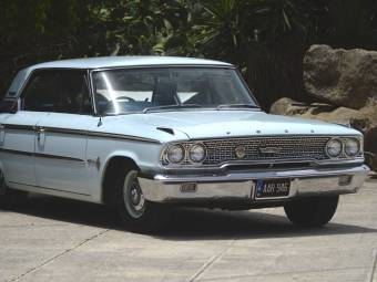 Ford Galaxie 500 Sedan