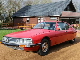 Citroën Sm Classic Cars For Sale Classic Trader