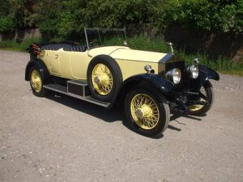 Rolls Royce Silver Ghost Classic Cars For Sale Classic Trader