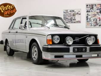 Volvo 240 Saloon Classic Cars for Sale - Classic Trader