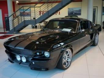 Ford Shelby GT 500 Eleanor