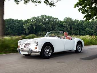 Mg A For Sale >> Mg Mga Classic Cars For Sale Classic Trader