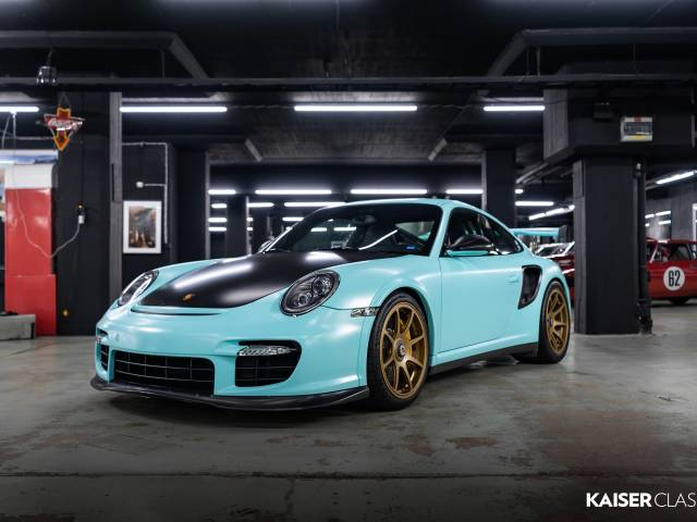 Porsche 911 Turbo S - Overview