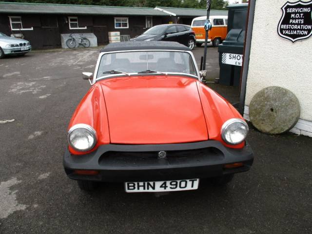 For Sale: MG Midget 1500 (1979) offered for GBP 5,495