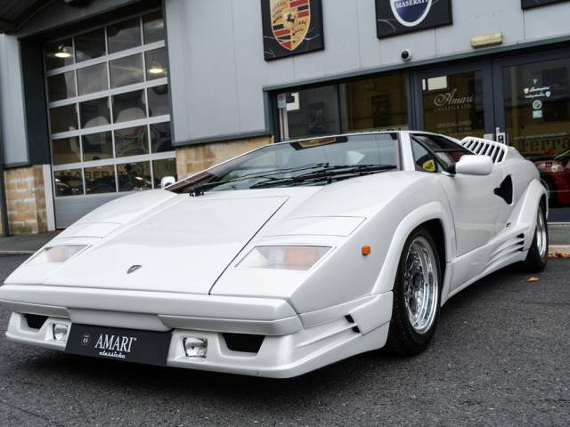 For Sale Lamborghini Countach 25th Anniversary 1990 Offered For