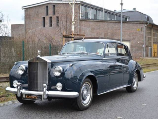 rolls royce silver cloud ii 1962 f r eur kaufen. Black Bedroom Furniture Sets. Home Design Ideas