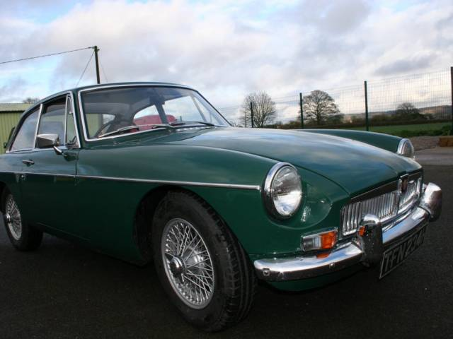MG MGB GT (1969) for Sale - Classic Trader