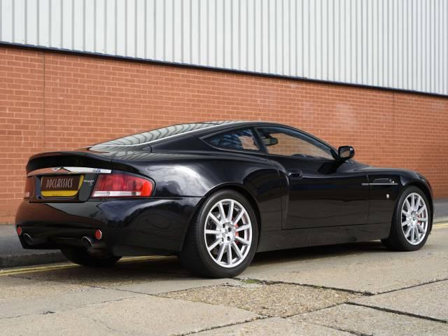 For Sale Aston Martin V12 Vanquish S 2006 Offered For Gbp 89 950