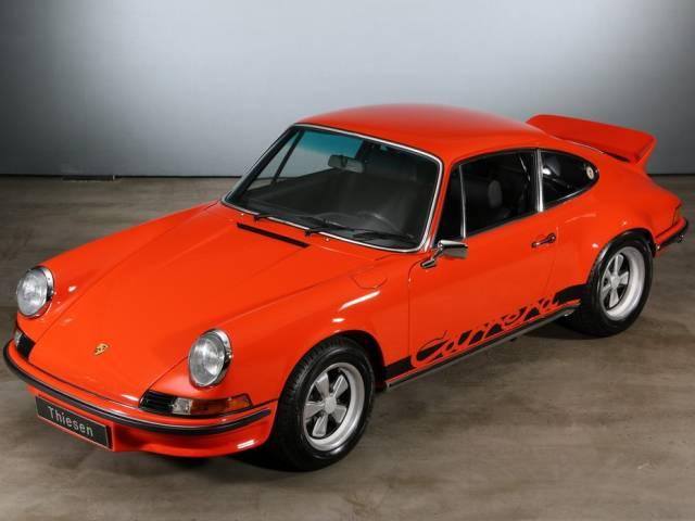 Porsche 911 Carrera Rs 27 Touring 1973 For Sale