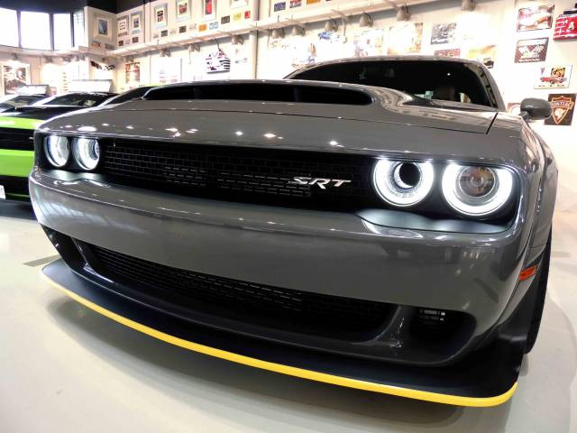 For Sale: Dodge Challenger SRT Demon (2018) offered for GBP