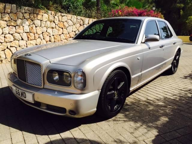 Bentley Arnage T 2003 For Sale