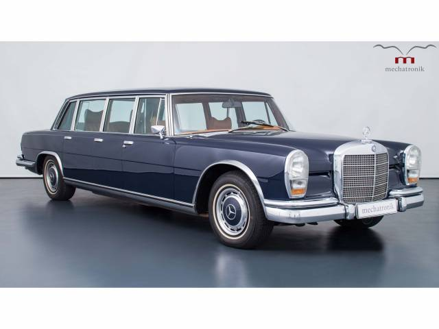 Mercedes benz 600 1972 for sale classic trader for Mercedes benz 600 price