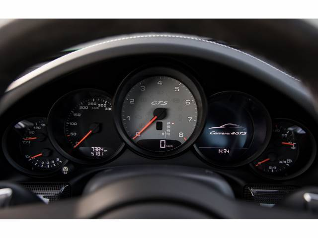 For Sale: Porsche 911 Carrera 4 GTS (2017) offered for GBP