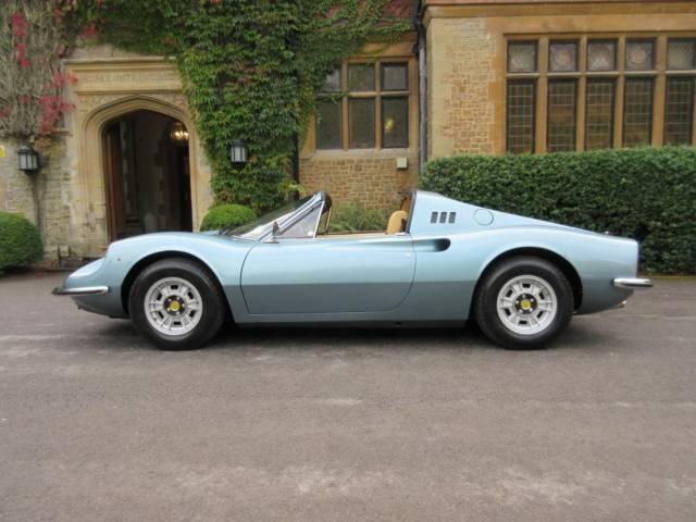 Ferrari Dino 246 Gts 1974 Für 367 491 Eur Kaufen