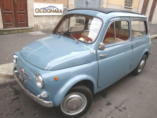 Fiat 500 Giardiniera 1966 In Vendita A 13 900 Eur