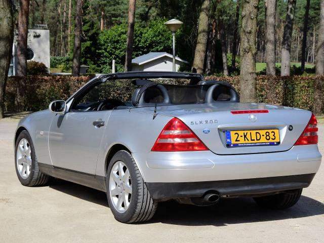 Mercedes Garage Roermond : Mercedes benz slk für eur kaufen