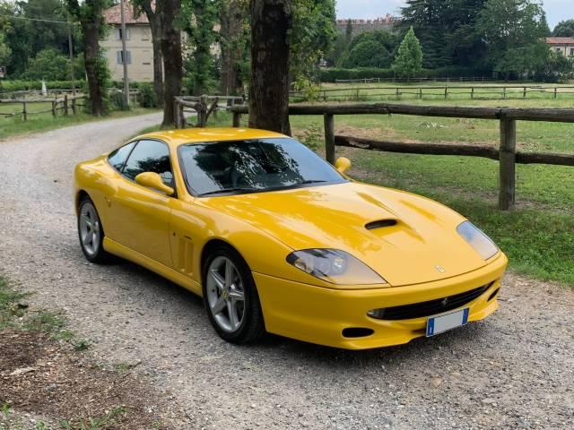 For Sale Ferrari 550 Maranello (2000) offered for GBP 81,708
