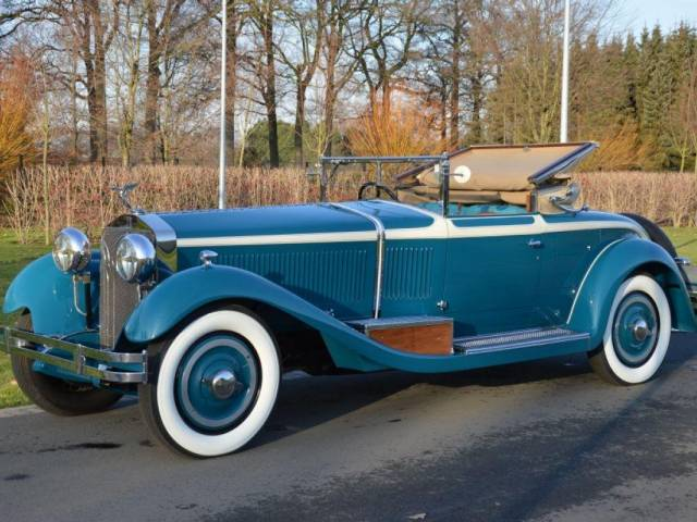 for sale isotta fraschini tipo 8 1929 offered for gbp 788 719