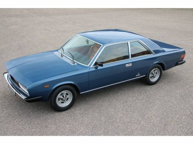 Fiat 130 coupe