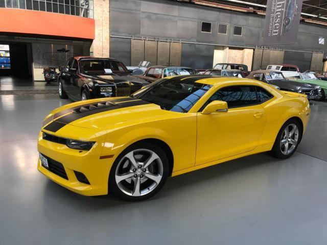 Chevrolet Camaro 2016 Kaufen Auto Bild Idee