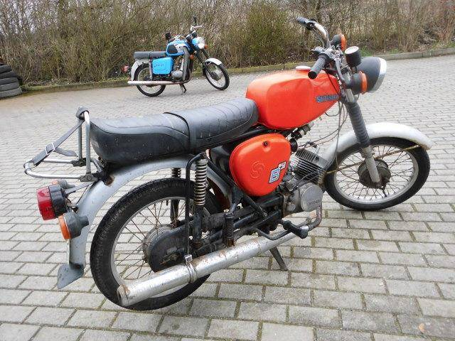 for sale simson s50 b 1975 offered for aud 2 027