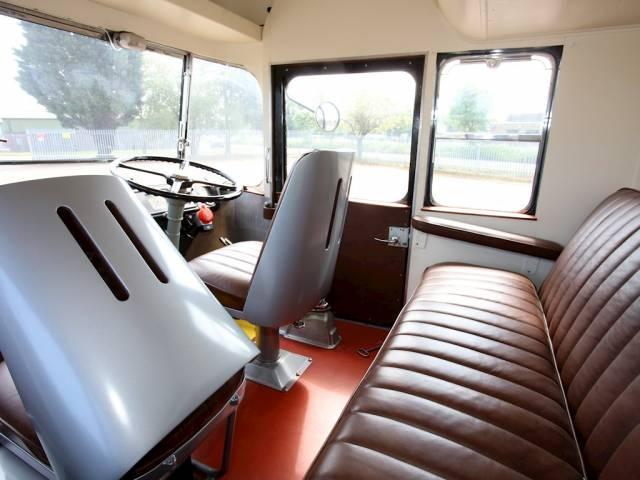NEW Leyland Tiger Rear Air Bag Top Plate