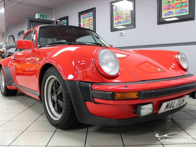Porsche 911 Turbo 33 1982 For Sale Classic Trader