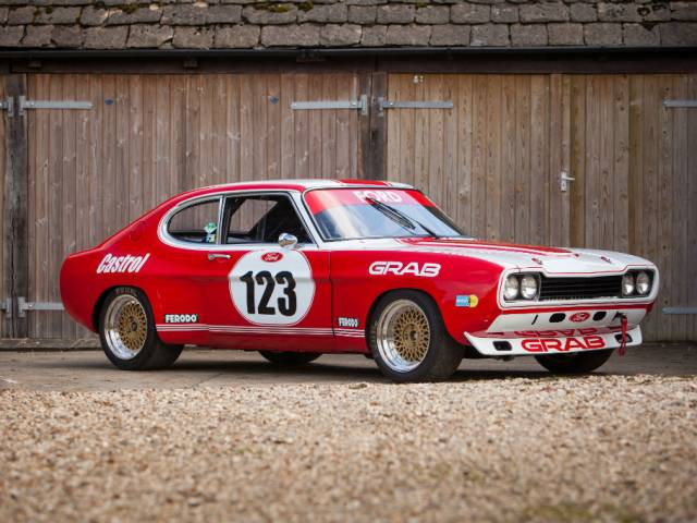 for sale ford capri rs 2600 1972 offered for gbp 240 000. Black Bedroom Furniture Sets. Home Design Ideas